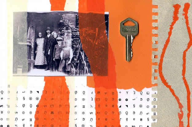 093 - the special one. Collage by David Smith