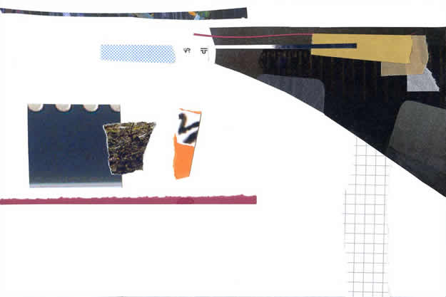 203 - coastal resonances. Collage by David Smith